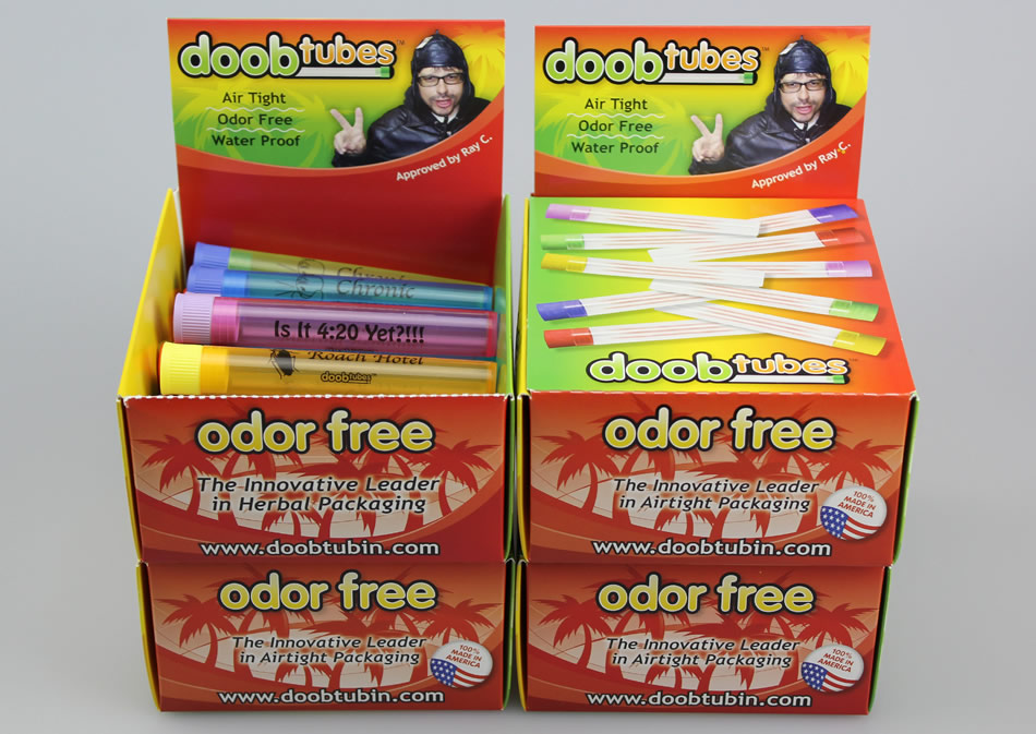 Case of Doob Tubes